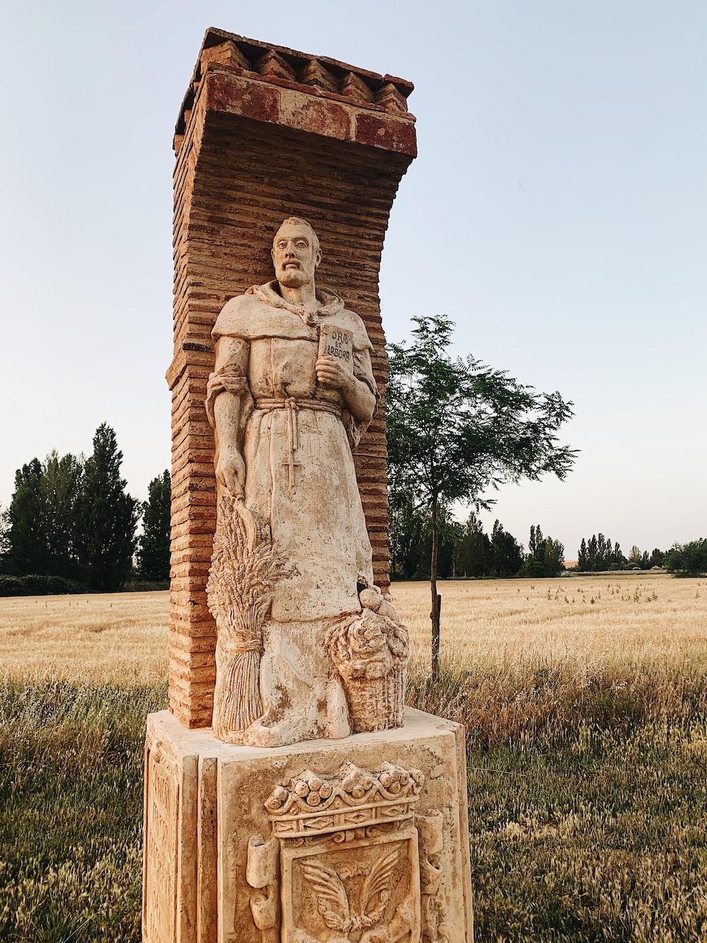 man statue