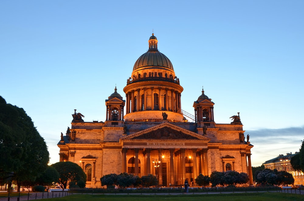 Saint Isaac's Cathedral, Russia