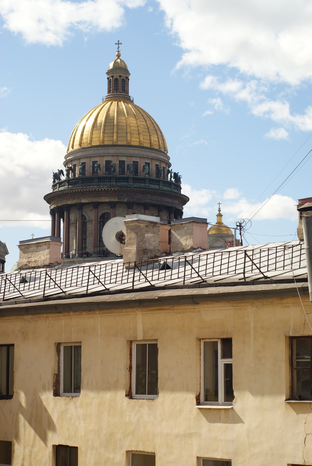 dome roof building