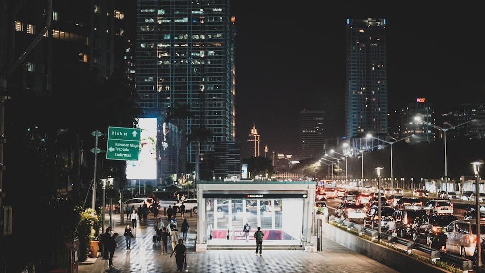 urban photo og a store