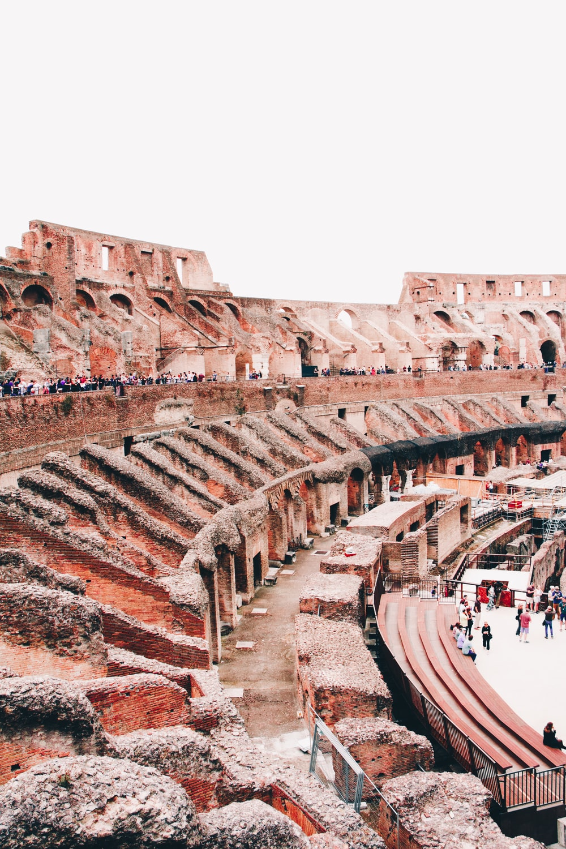 amphitheater during daytime
