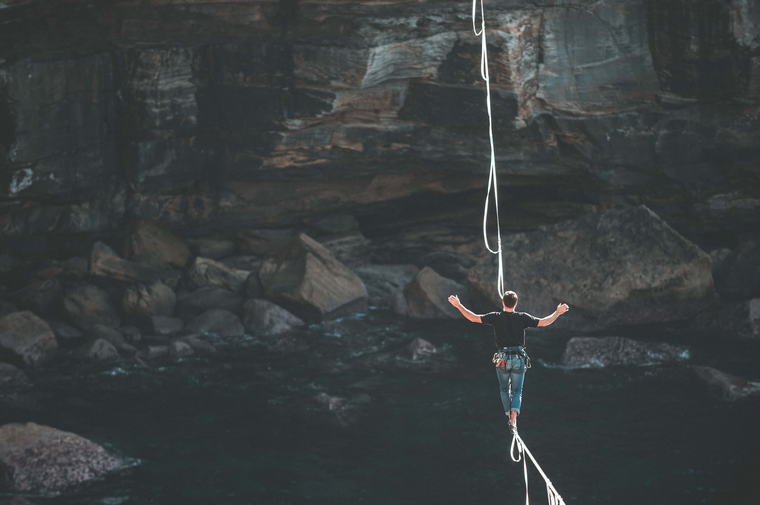You're walking a tightrope with plug-ins