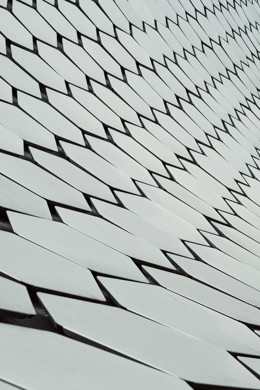 white roof shingles