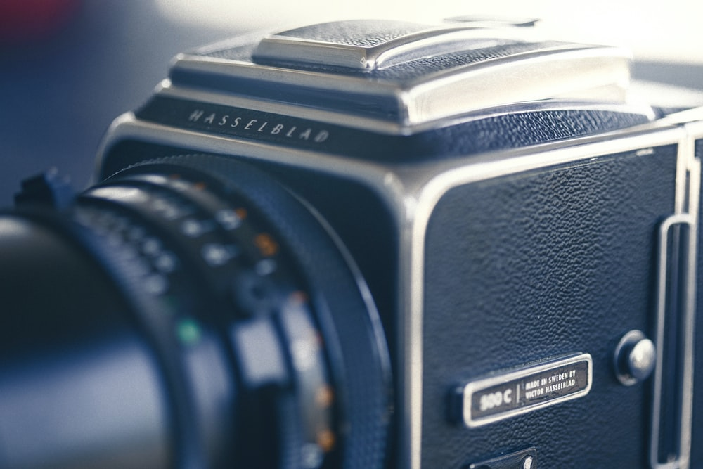 photo of black land camera
