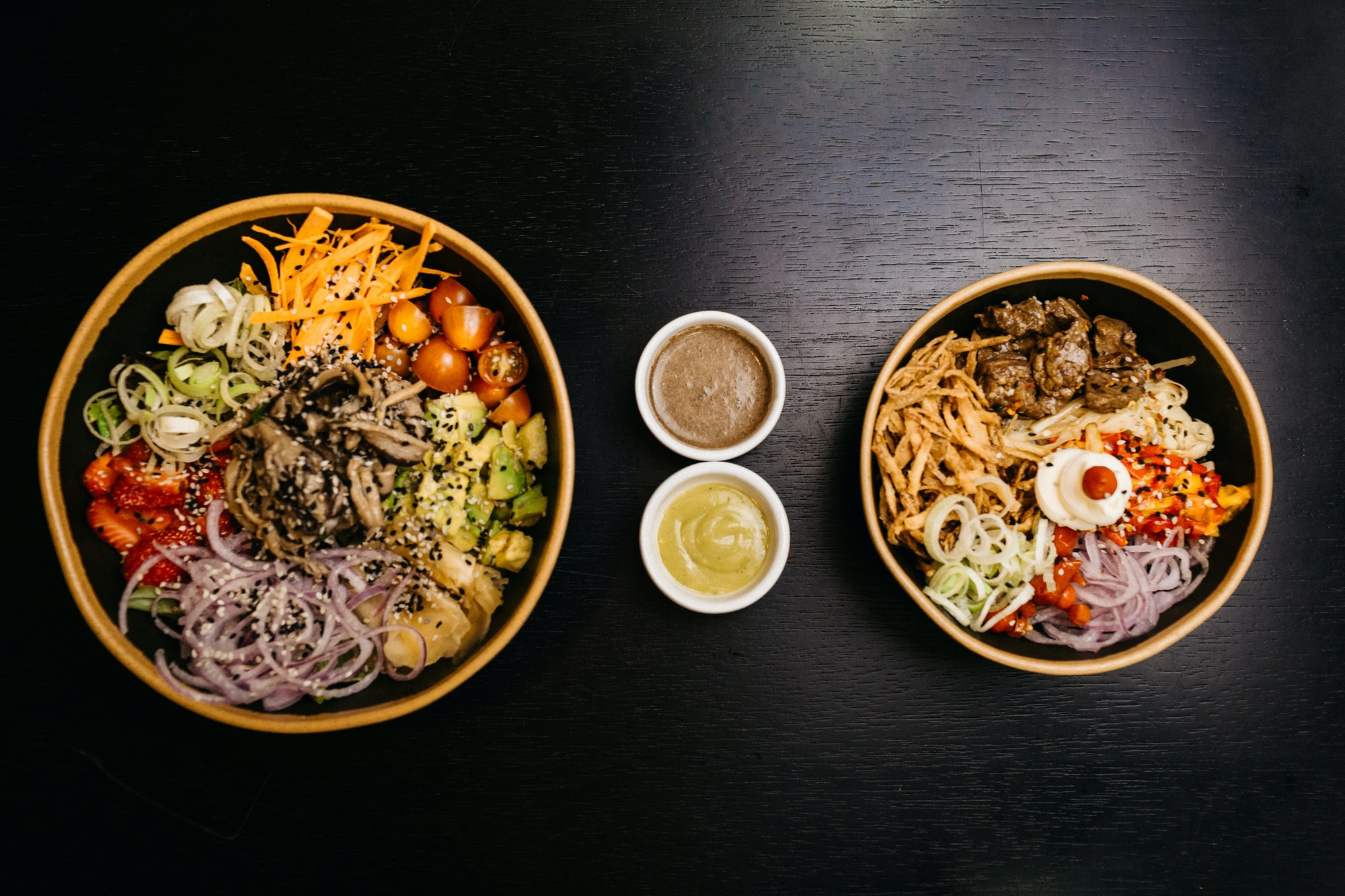 The Best Tastes of the Sea in a Bowl Just for Me: Top 5 Poke Bowls Around Silicon Valley