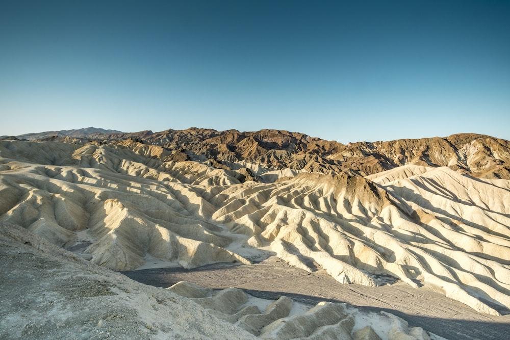 sand dune scenery
