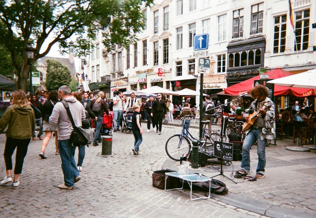 Jeu de Balle market-Belguim, Best Flea Markets in Europe