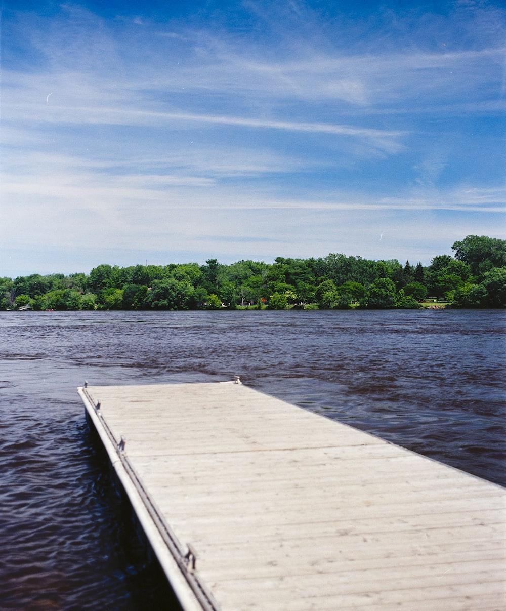 dock during daytime