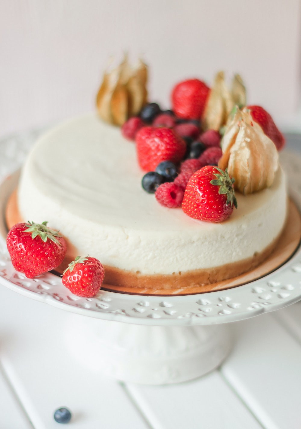 Buttercream Strawberry Cake - The Most Popular Cake