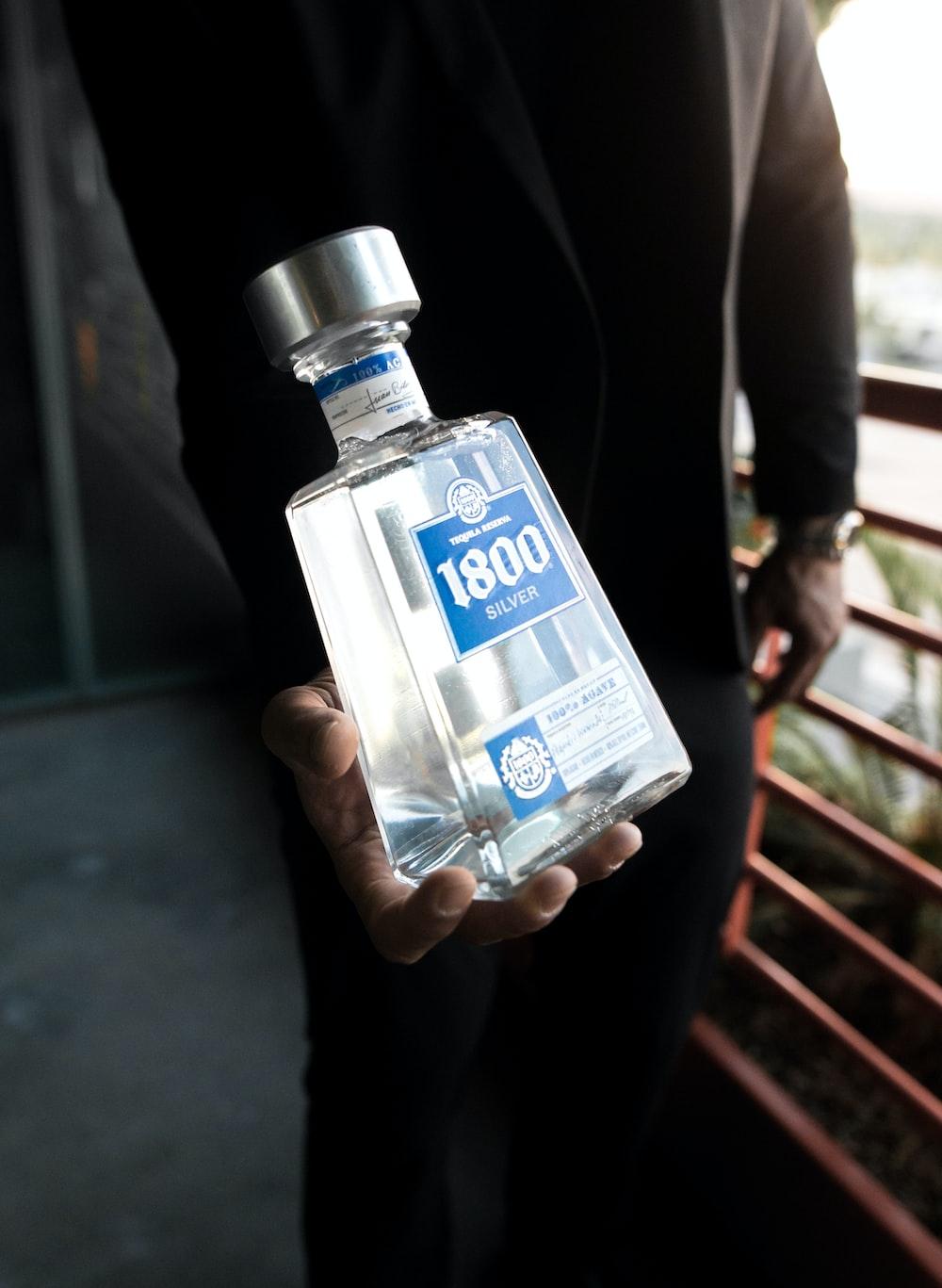 1800 glass bottle