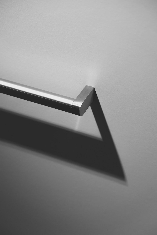 gray steel bar