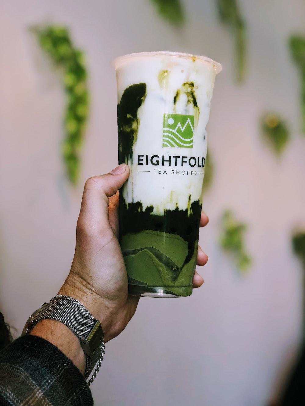Eightfold milktea