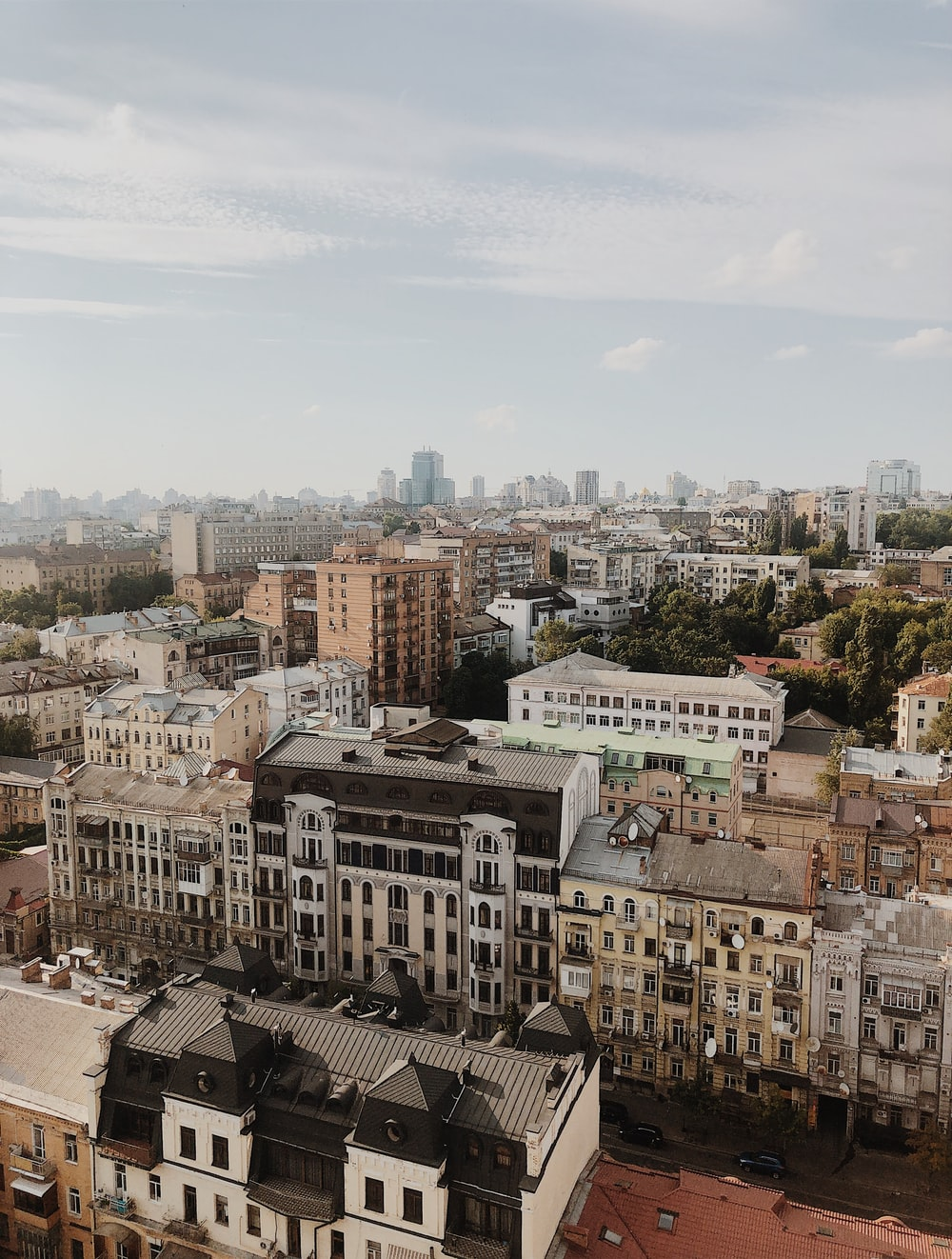 cityscape photo at daytime