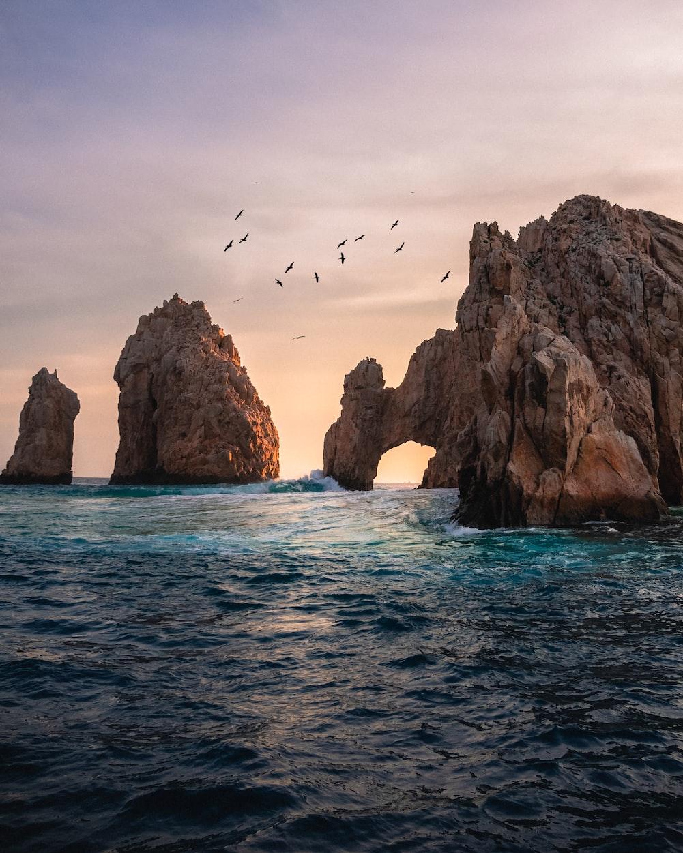 Arch of Cabo San Lucas, Mexico