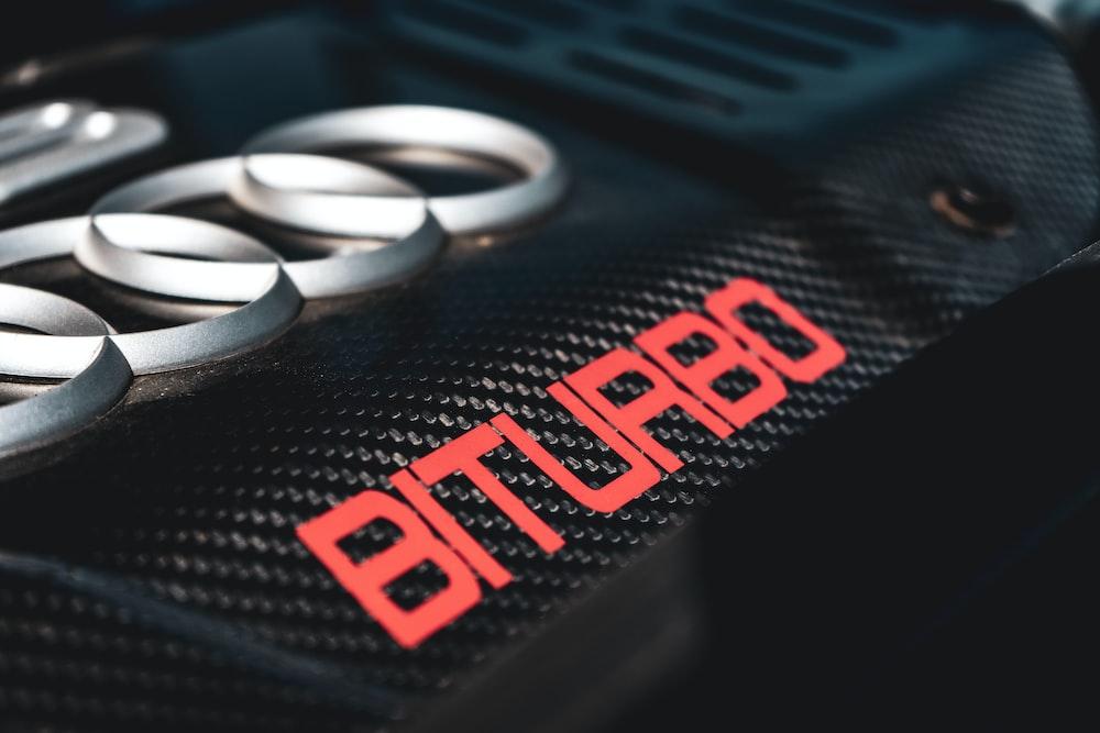 Audi Biturbo logo