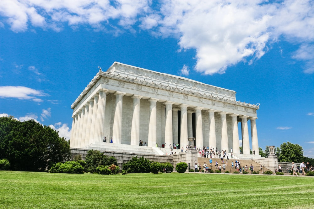 Lincoln Memorial, Washington, USA