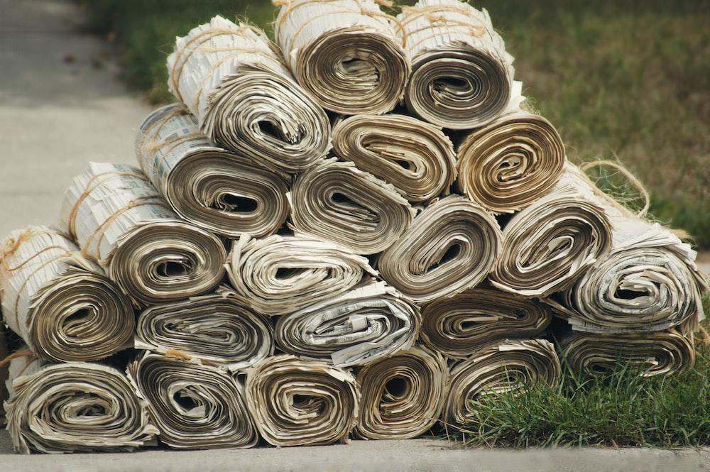 white paper lot