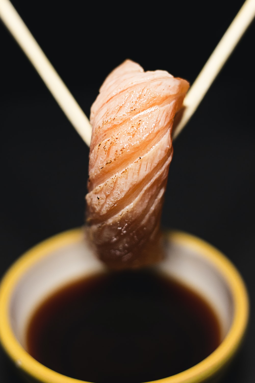 sushi near dip