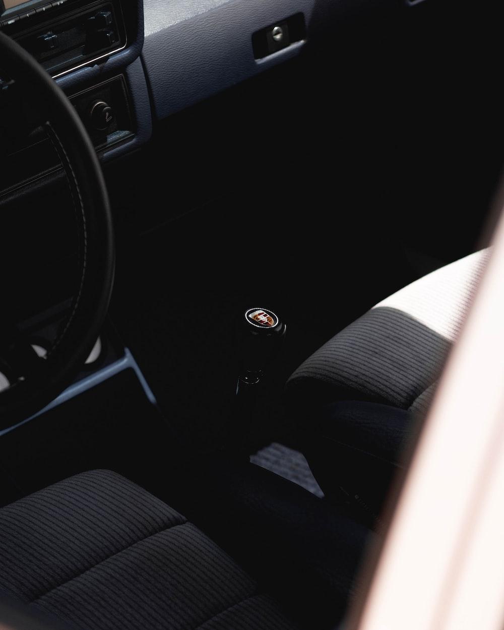 manual gear shift stick car