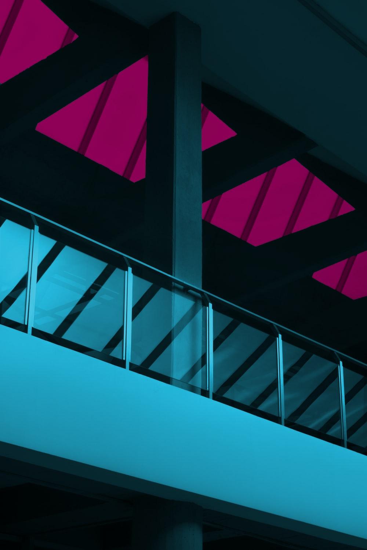 clear-glass railling