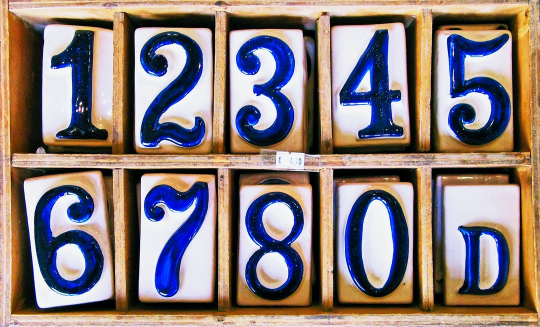 Numerology Number