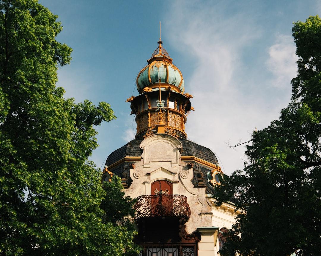 Hanavský Pavilon, Prague, CZ