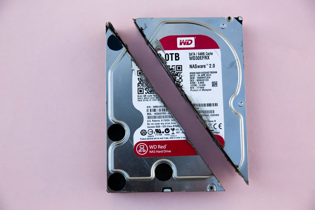 Broken HDD - Storage BackUp