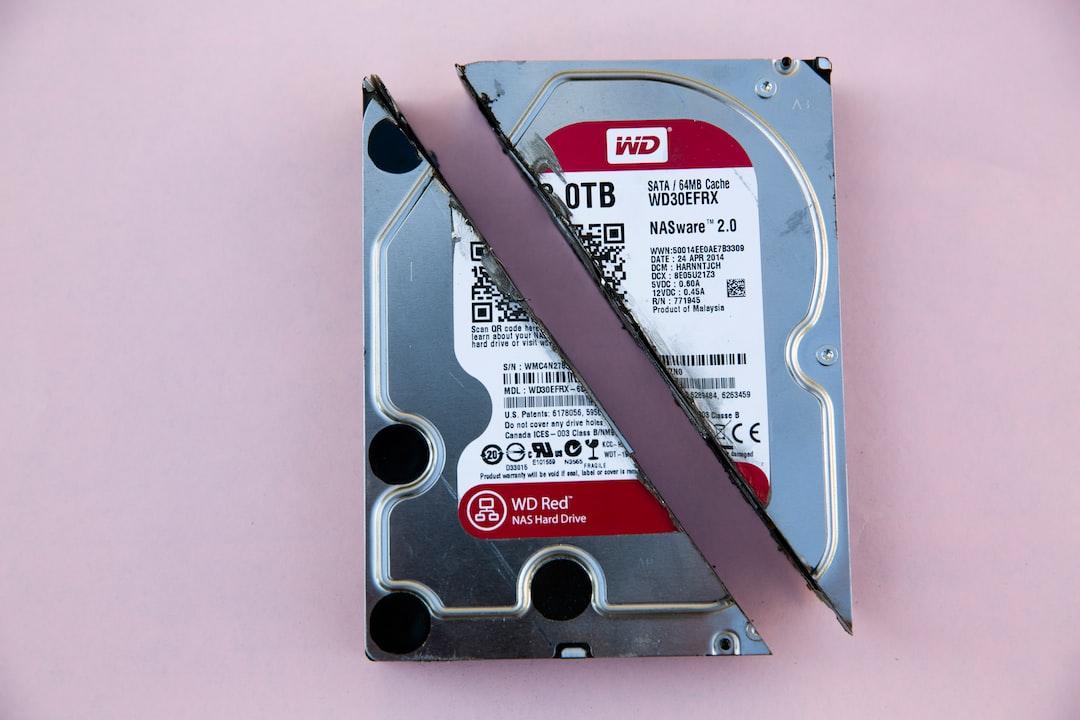 Broken HDD - Storage BackUp