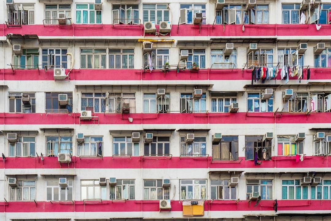 Residential house in Hong Kong
