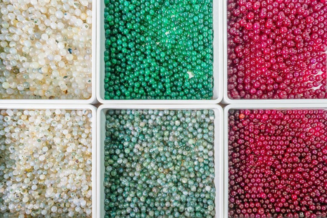 China pearls