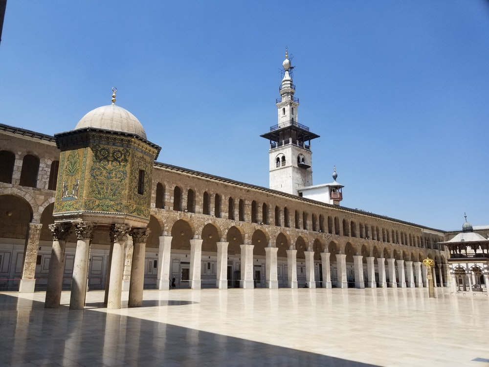 Umayyad Mosque Pictures | Download Free Images on Unsplash