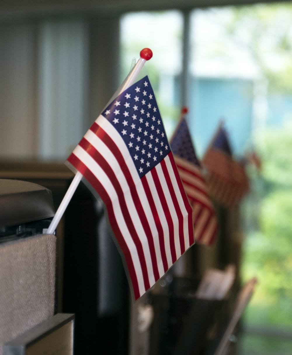 flaglet of USA