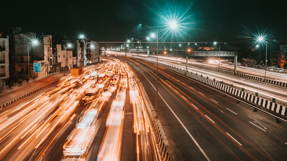 vehicle road