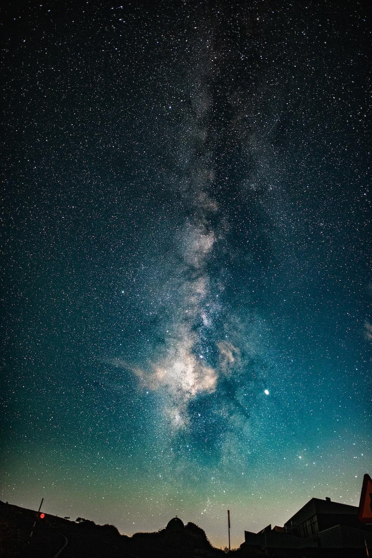 sky during nighttime
