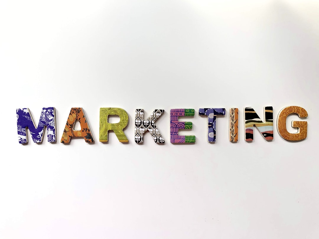 """""""Marketing in Colorful Alphabets"""""""