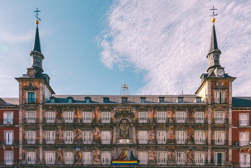 Primer viaje a España - Madrid