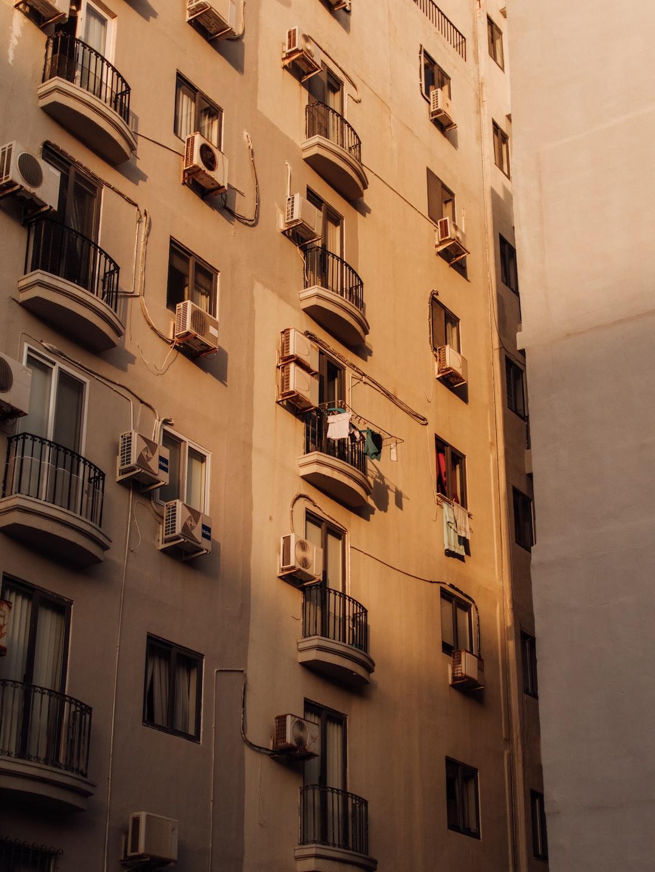 Vier Wände ohne Klimaanlage kühlen