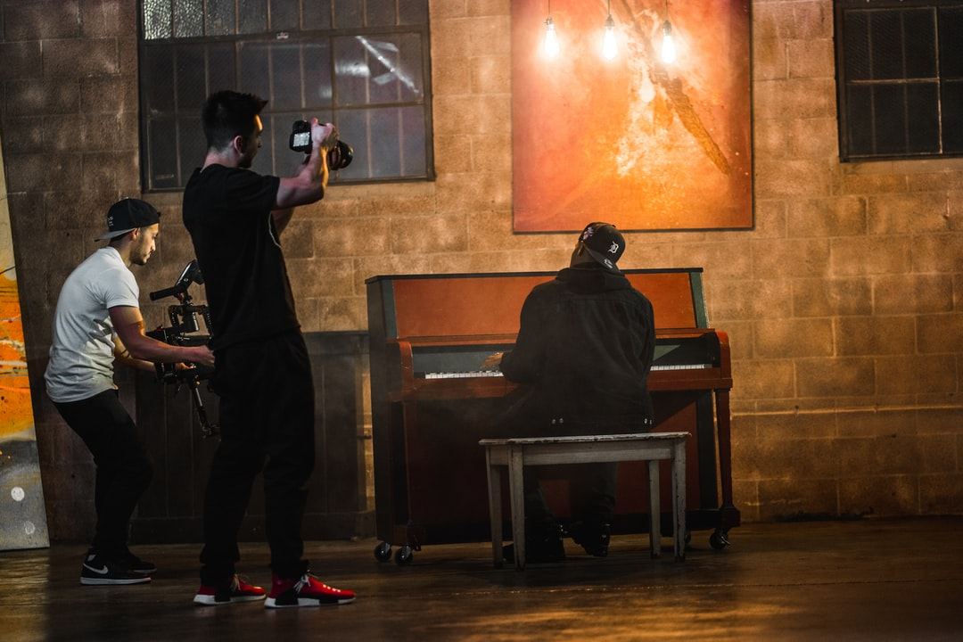 Collab music video shoot with Mario Visions in Los Angeles California!  @VisualsByRoyalZ