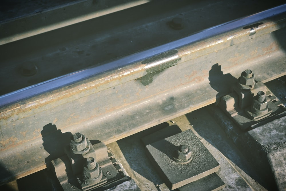 brown trail railway