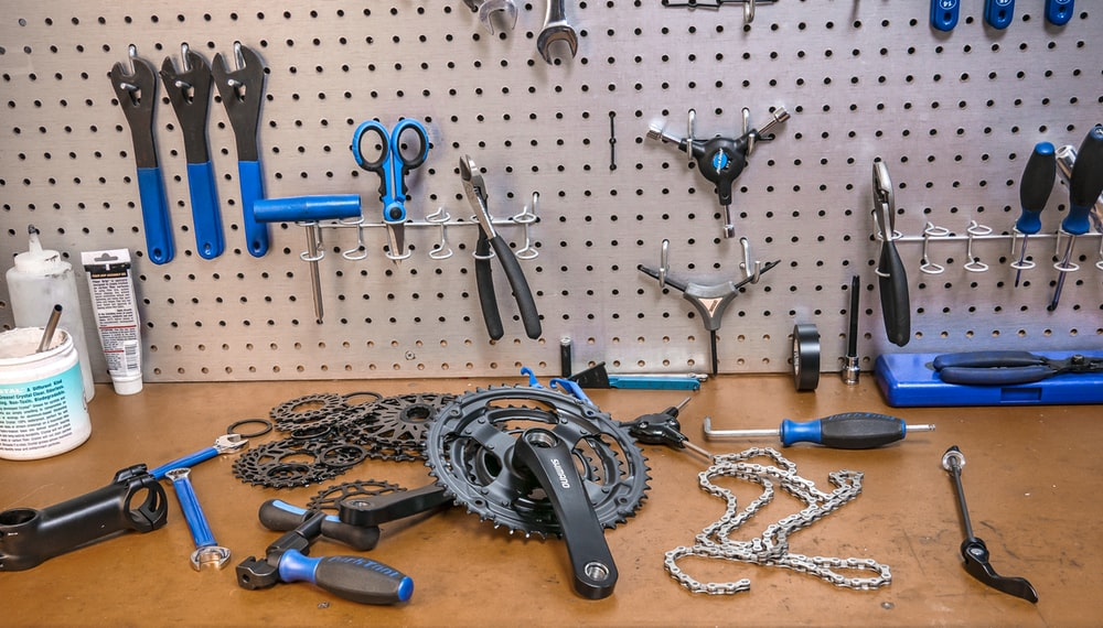 bike assembly tools