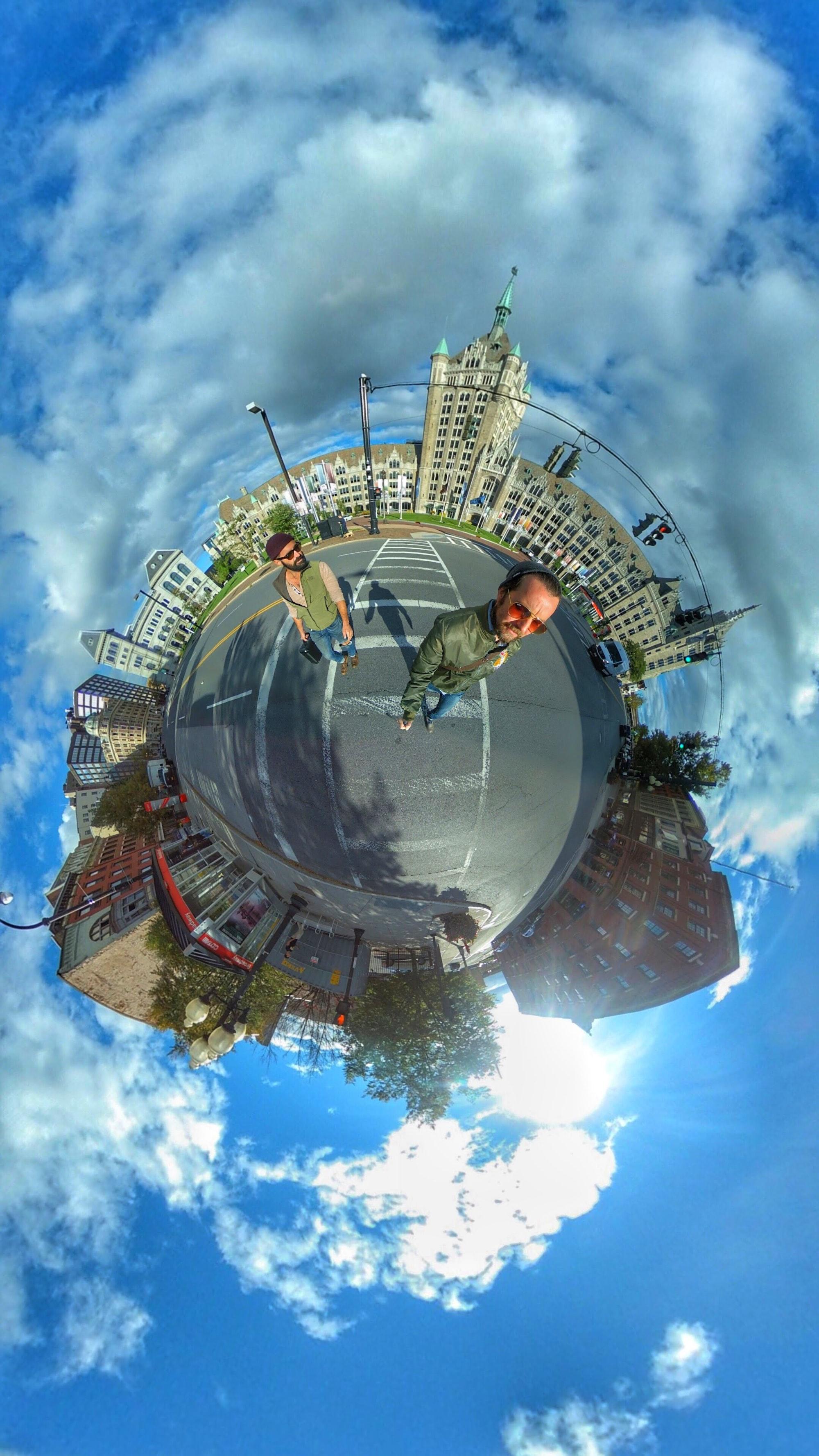 360°カメラドライブレコーダーのメリット3つ、デメリット4つ