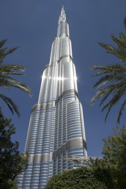 low-angle photography of Burj Khalifa