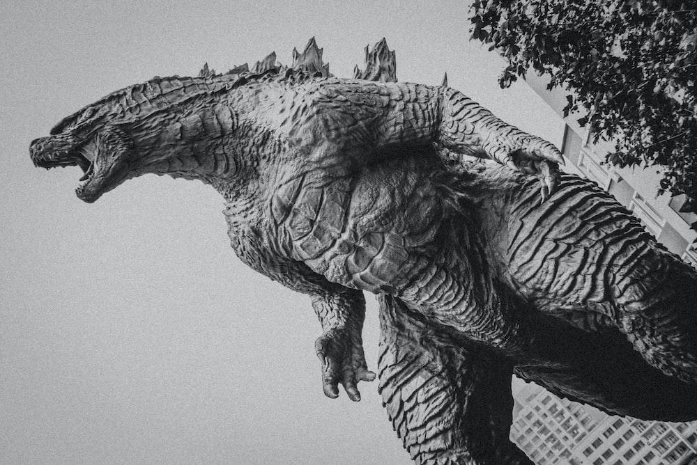 Godzilla illustration