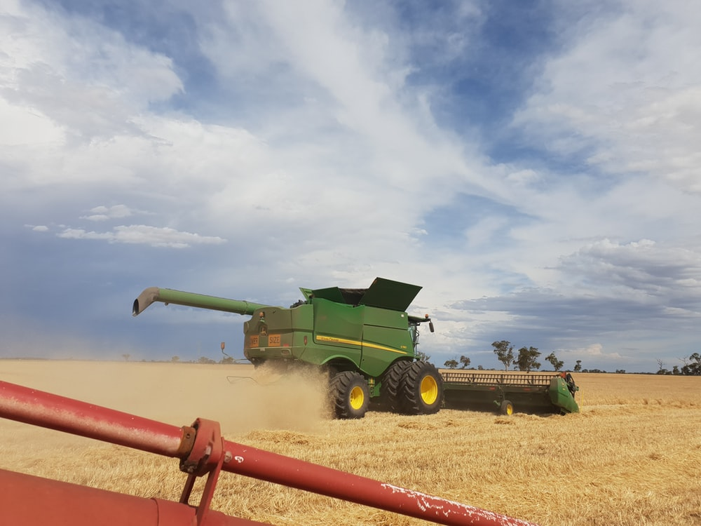 green farming equipment