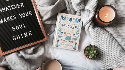 Hygge: How to practice whilst self isolating...