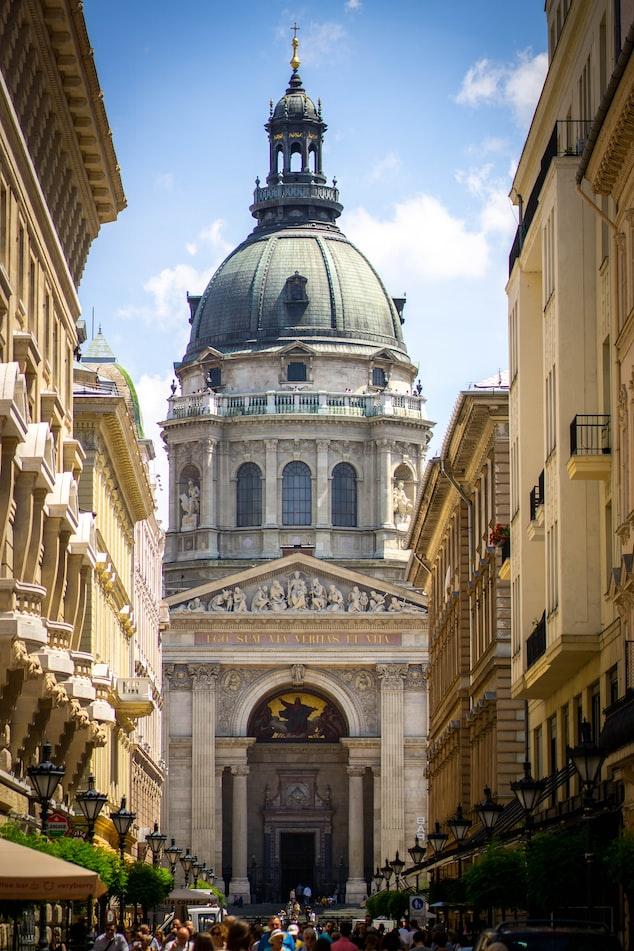 cosa vedere a budapest posti più belli da visitare basilica di santo stefano