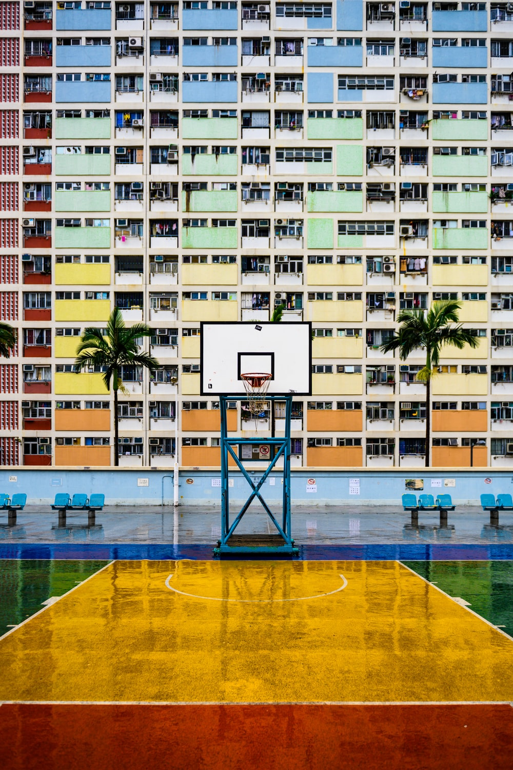 500 Basketball Court Pictures Download Free Images On