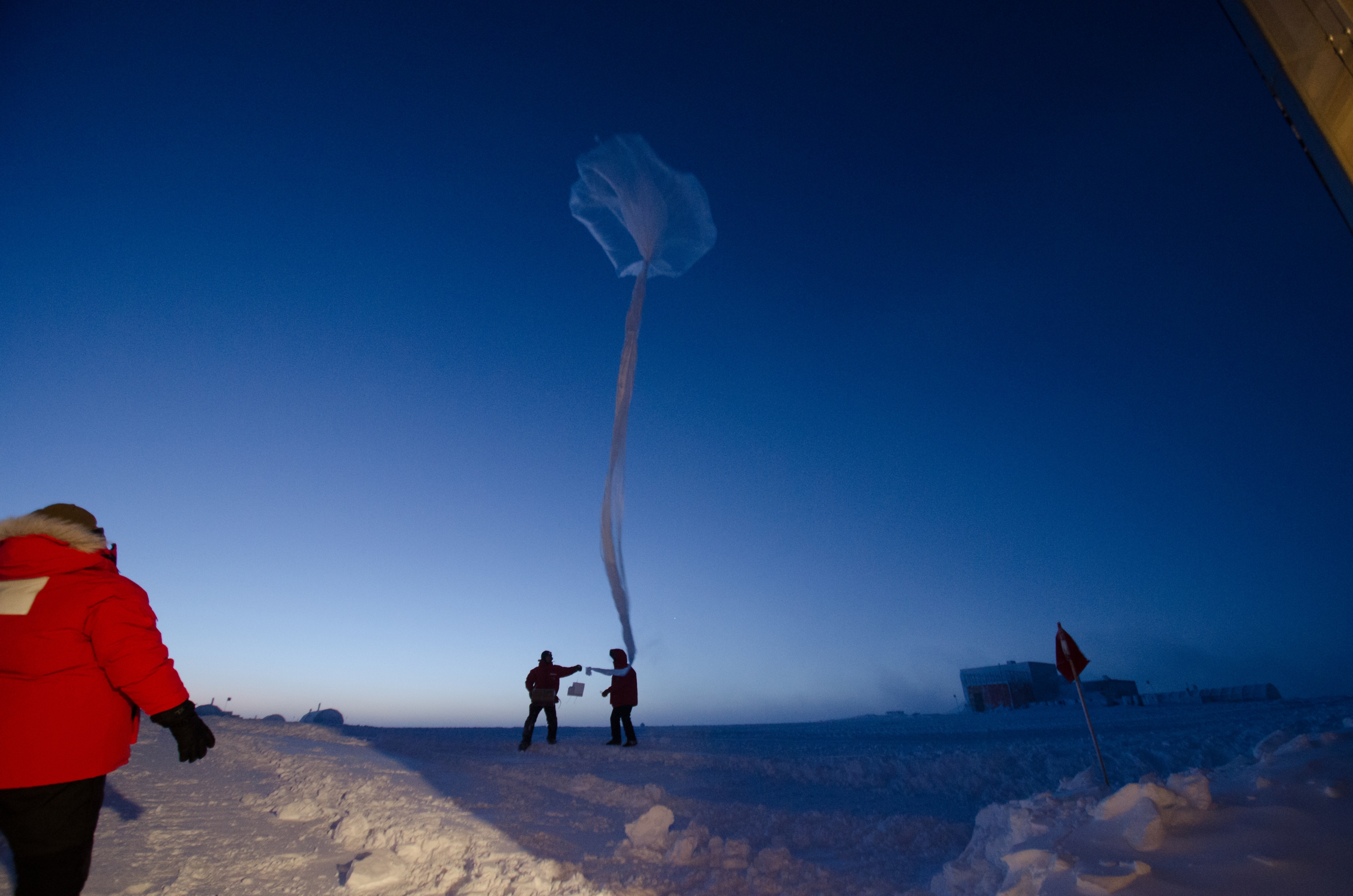 AI Controlled Weather Balloons