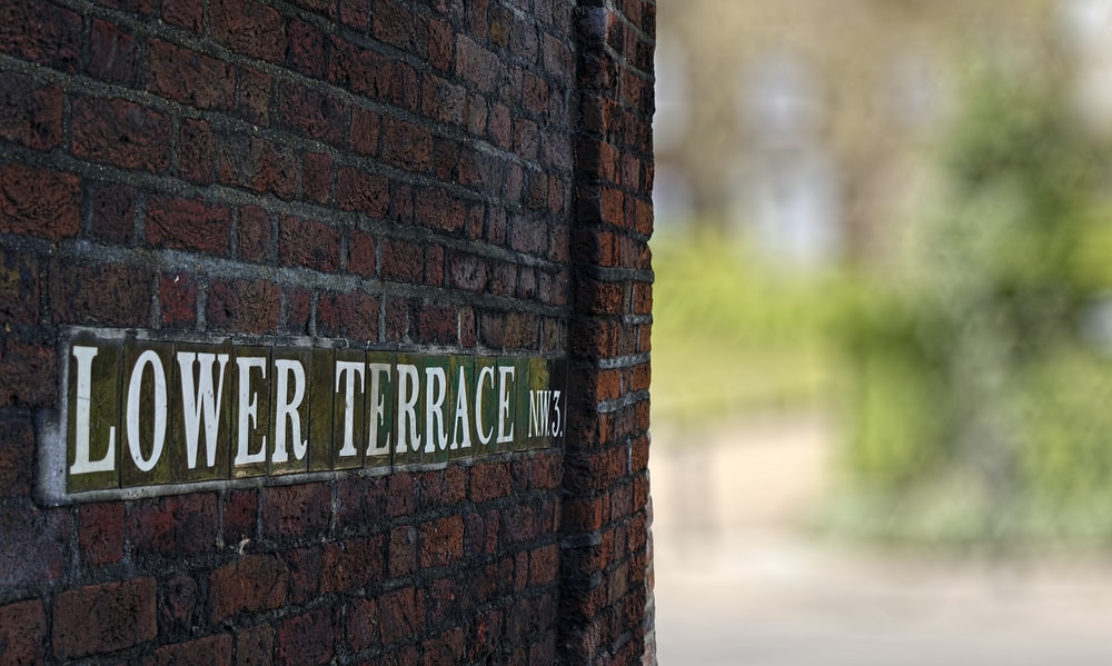 lower terrace text