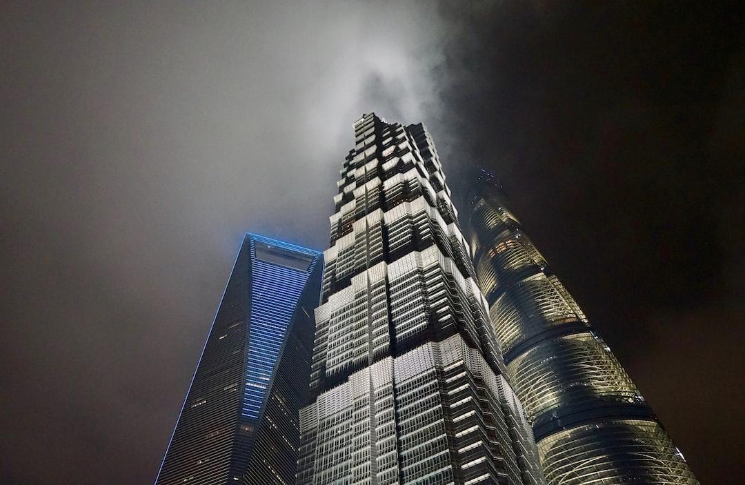 Shanghai Tower + Jin Mao Tower + Shanghai World Financial Center